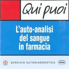 Servizio di Autoanalisi in Farmacia